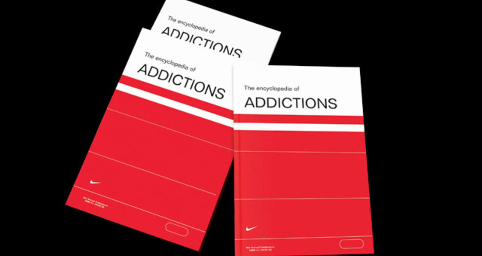 Nike Women's Apparel Book - Encyclopedia of Addictions