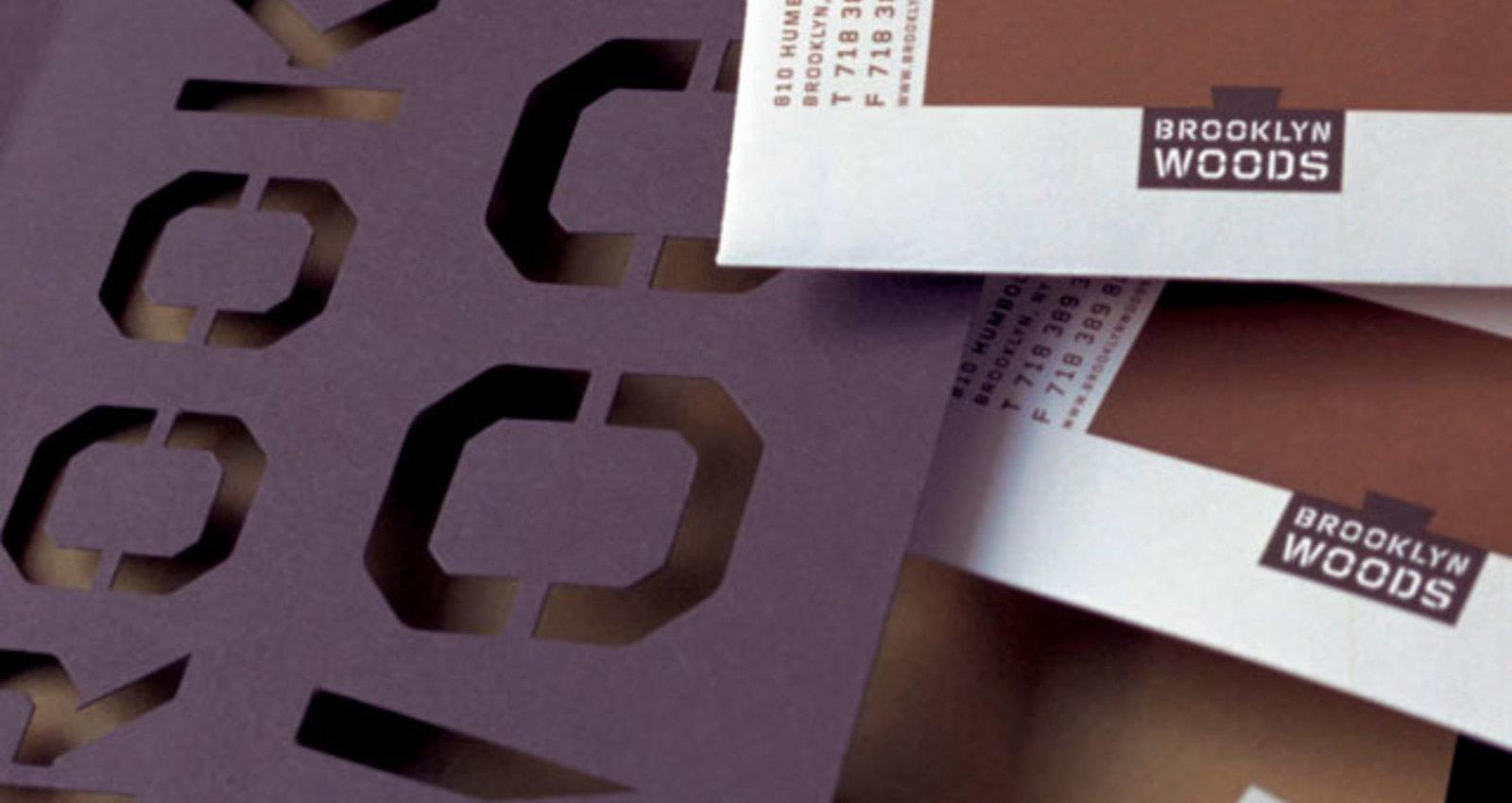 brooklyn woods corporate identity system