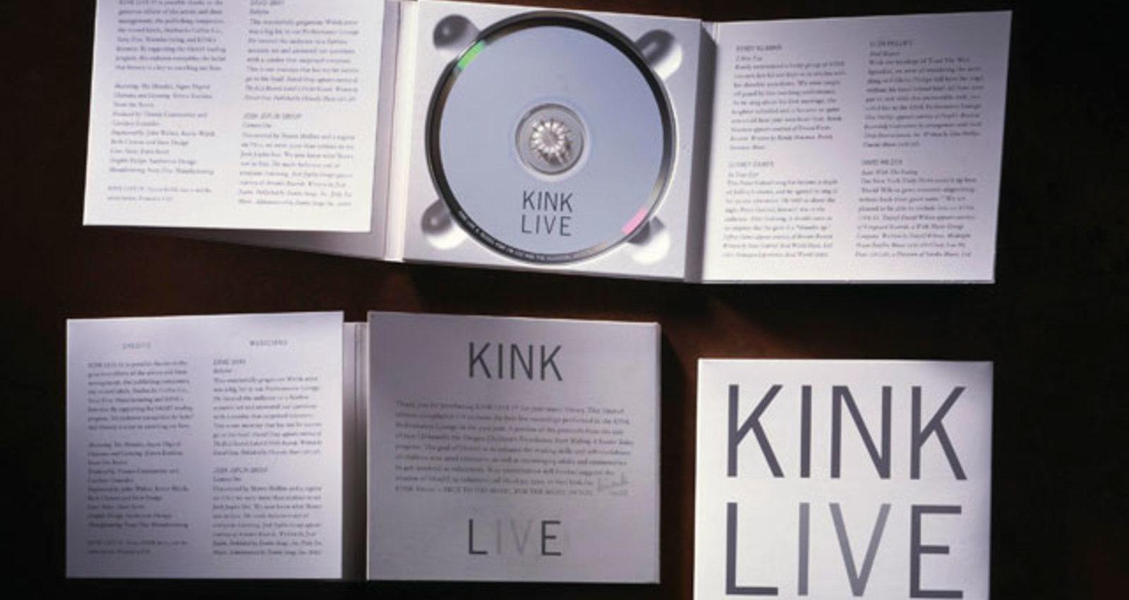 Kink Live IV CD