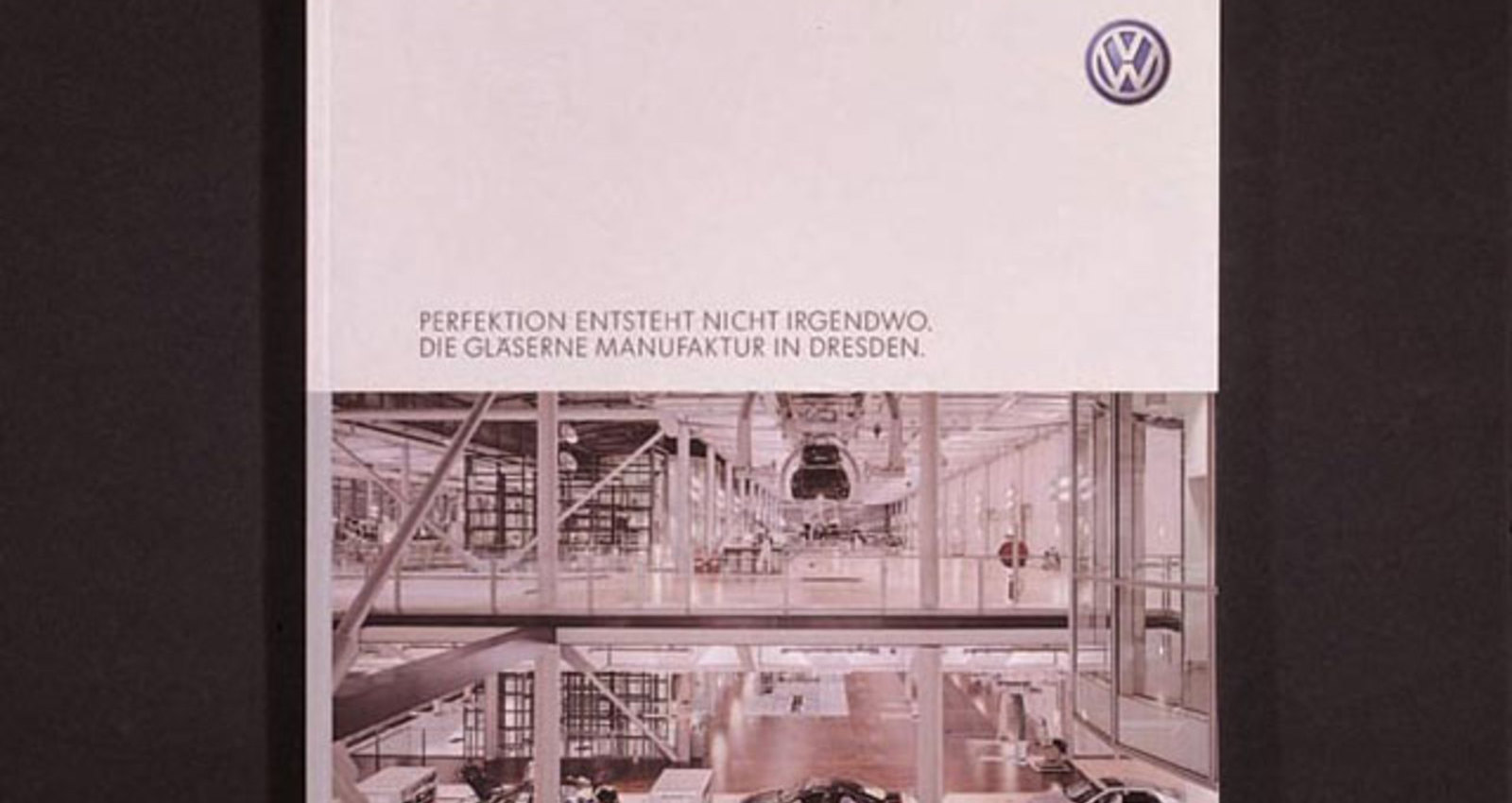 Transparent Factory Folder