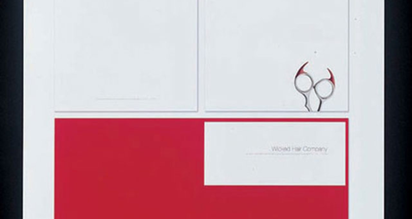 Wicked Hair Corporate Identity