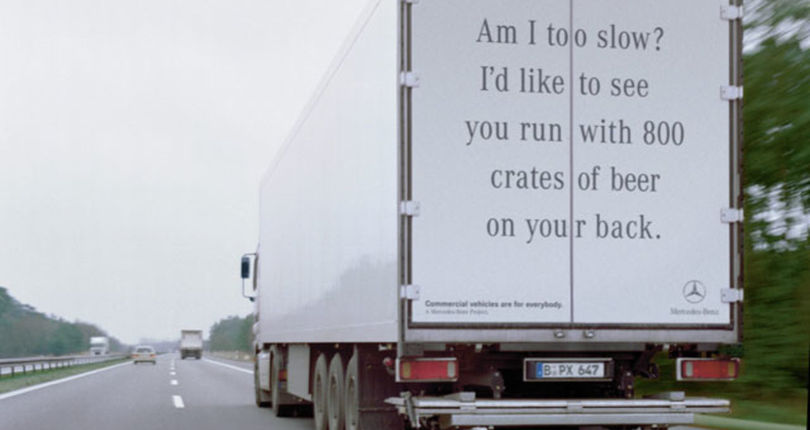 The Commercial Vehicles Are for Everybody Campaign