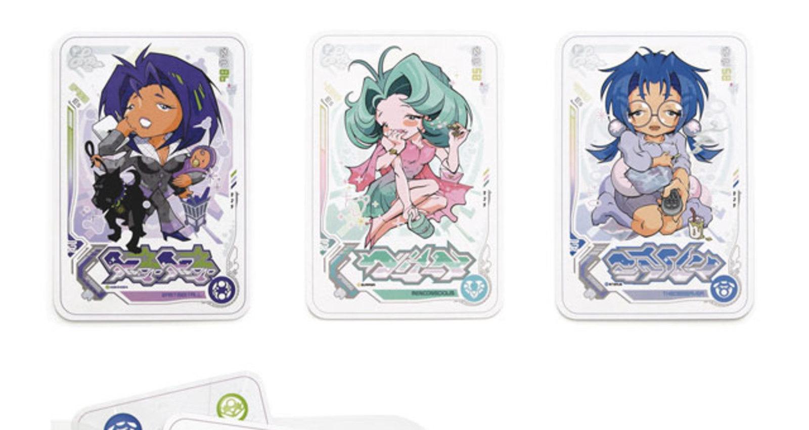 B-She Cards