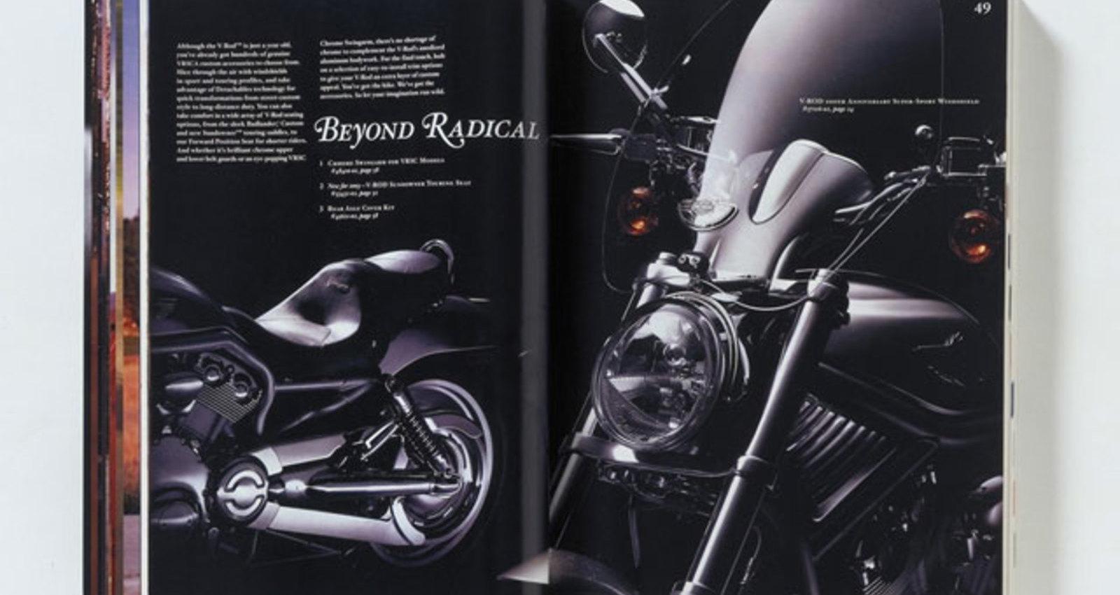 Harley-Davidson 2003 Genuine Motor Accessories and Genuine Motor Parts Catalog