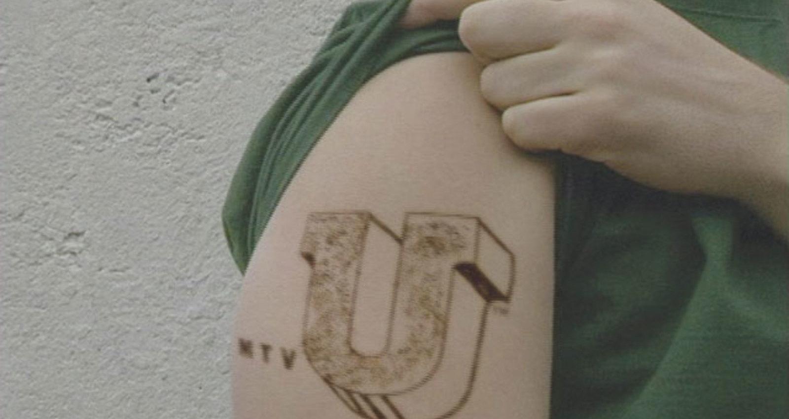 mtvU: Hairy Tattoo