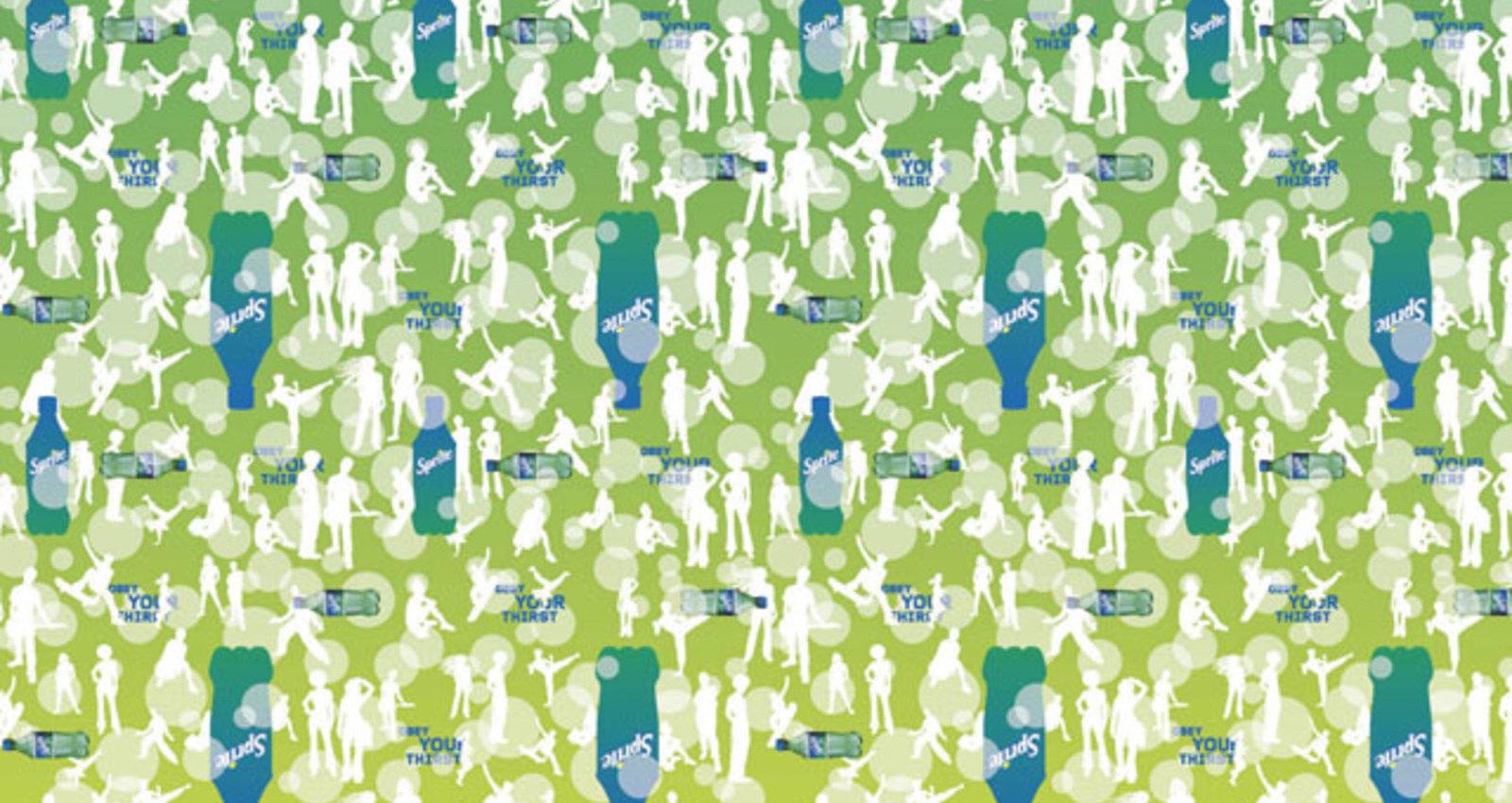Sprite Camouflage I, Sprite Camouflage II, Sprite Camouflage III