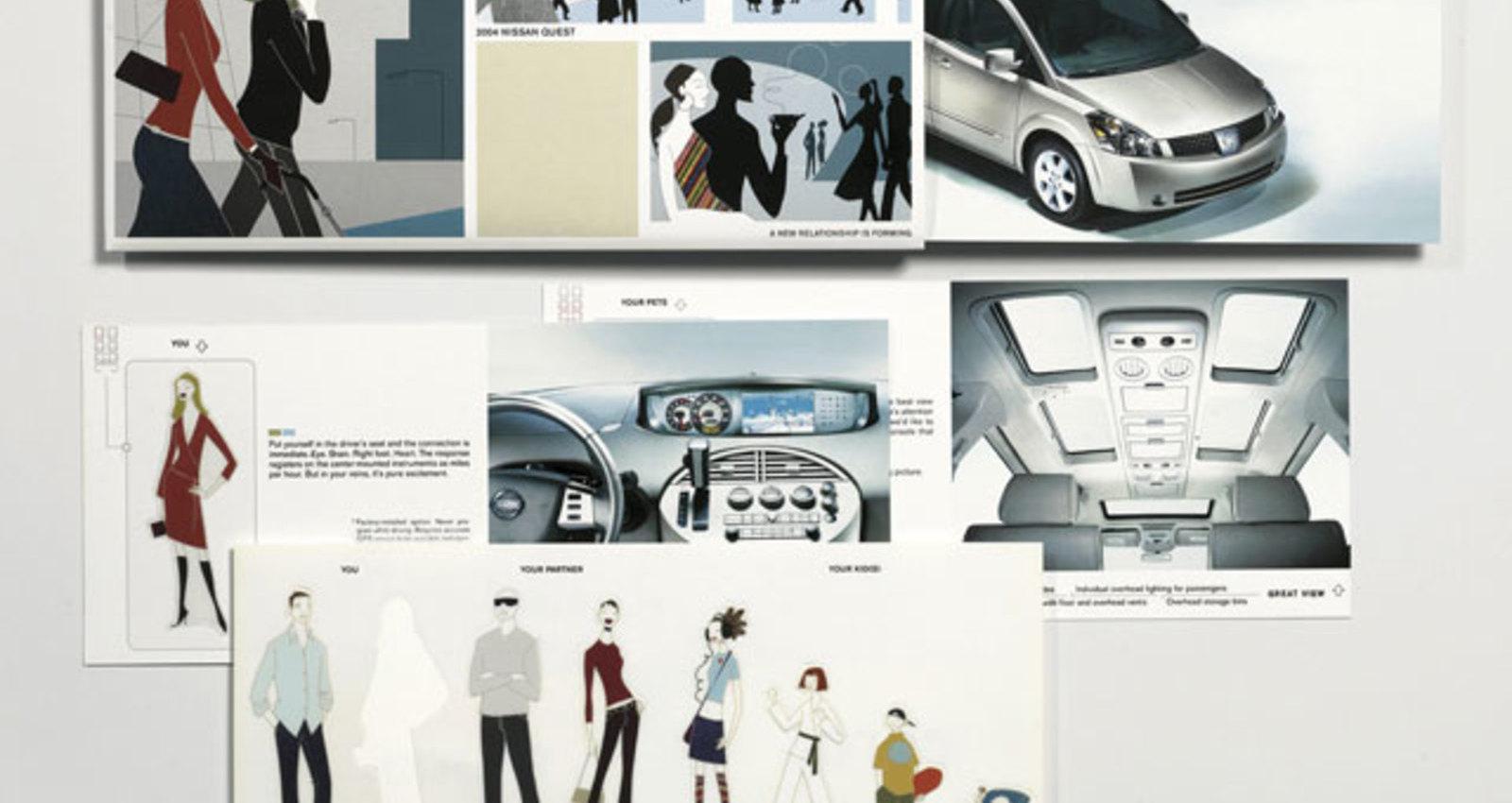 Nissan Quest Prelaunch