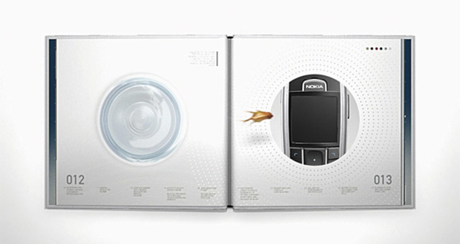 ?Sheer Delight? Nokia 6230 Launch Animation