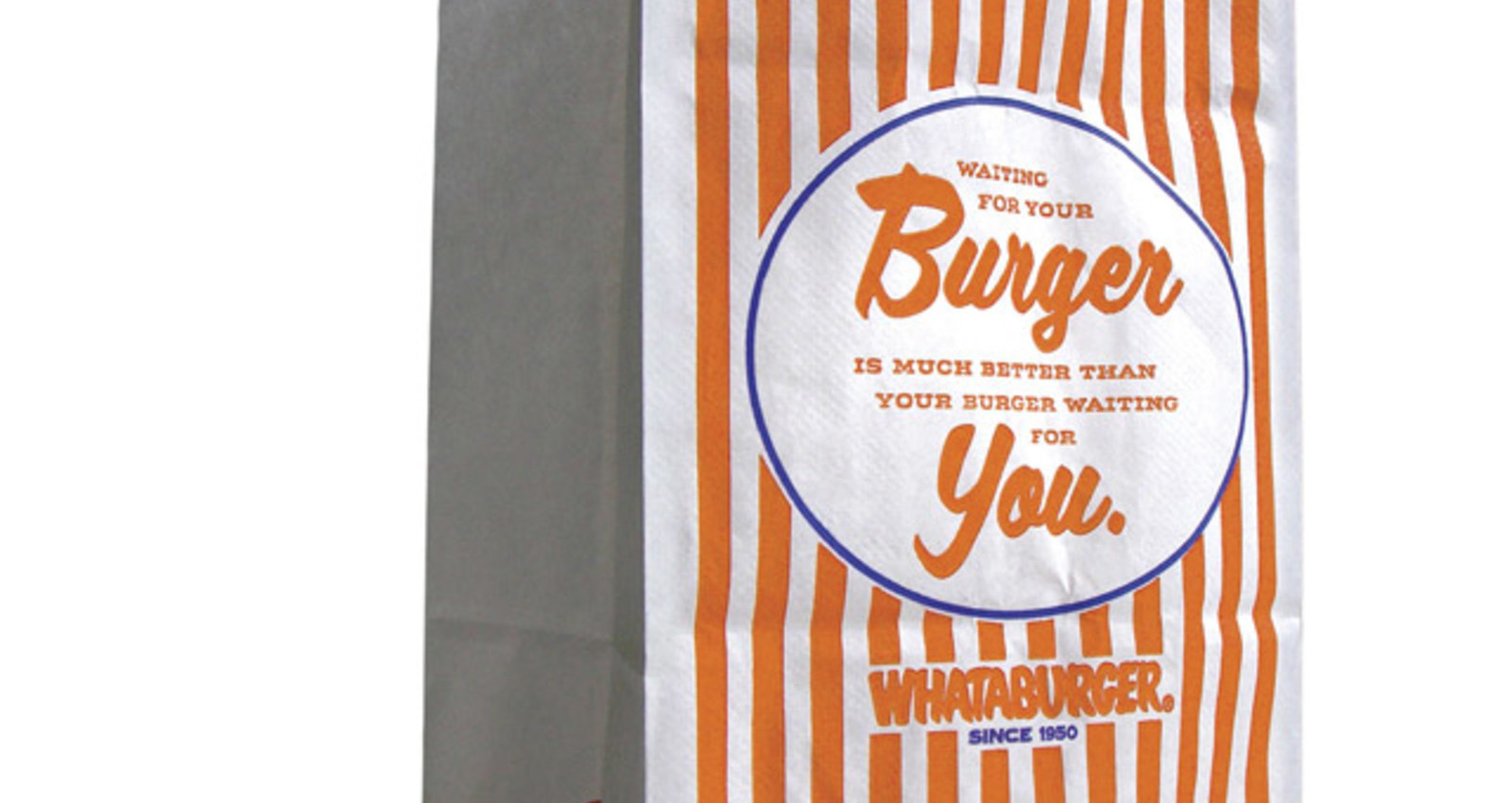 Whataburger To-Go Bag Campaign