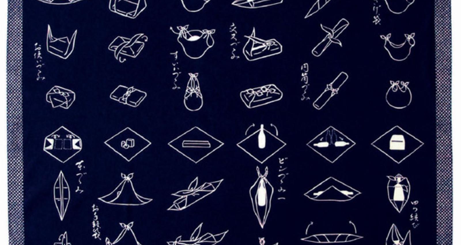 Wrapping Furoshiki
