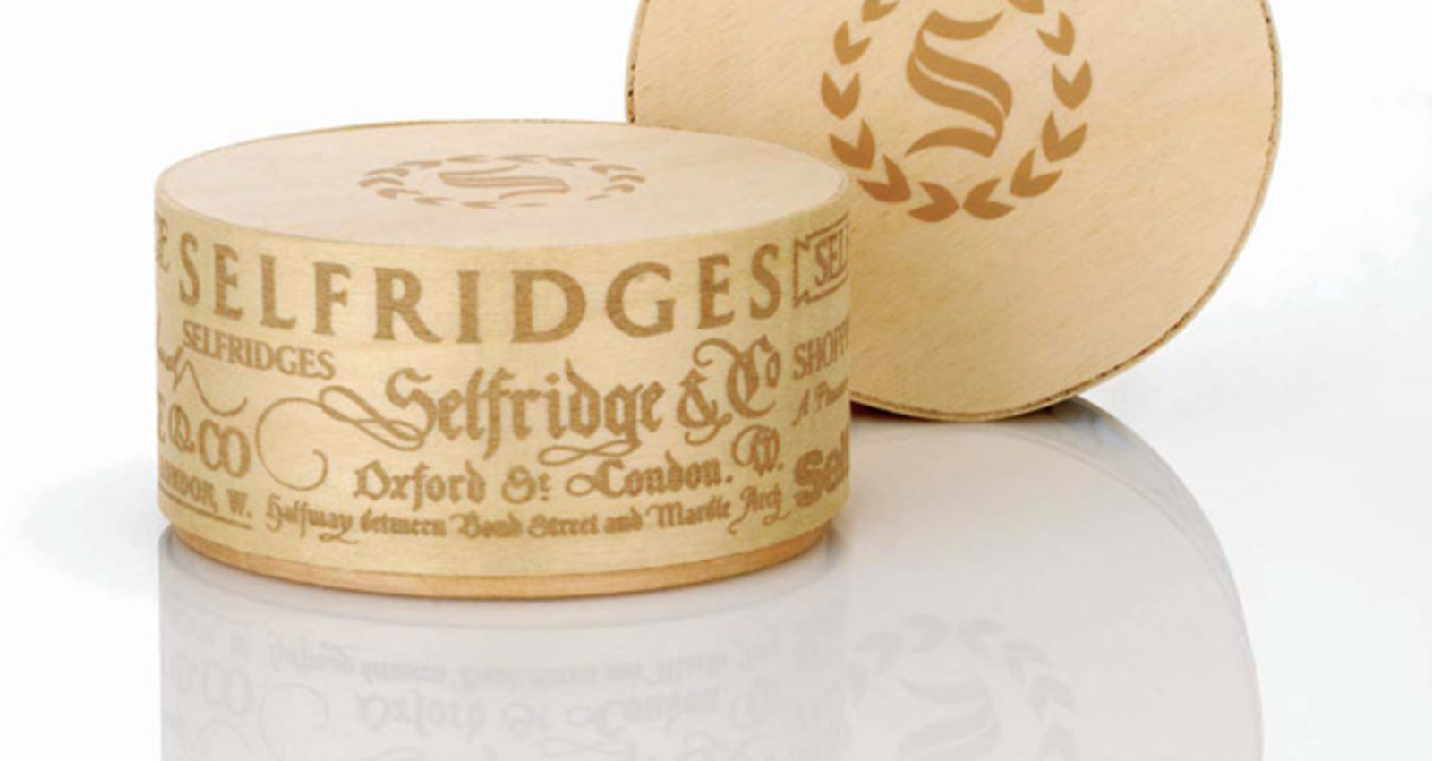 Selfridges Brand Packaging