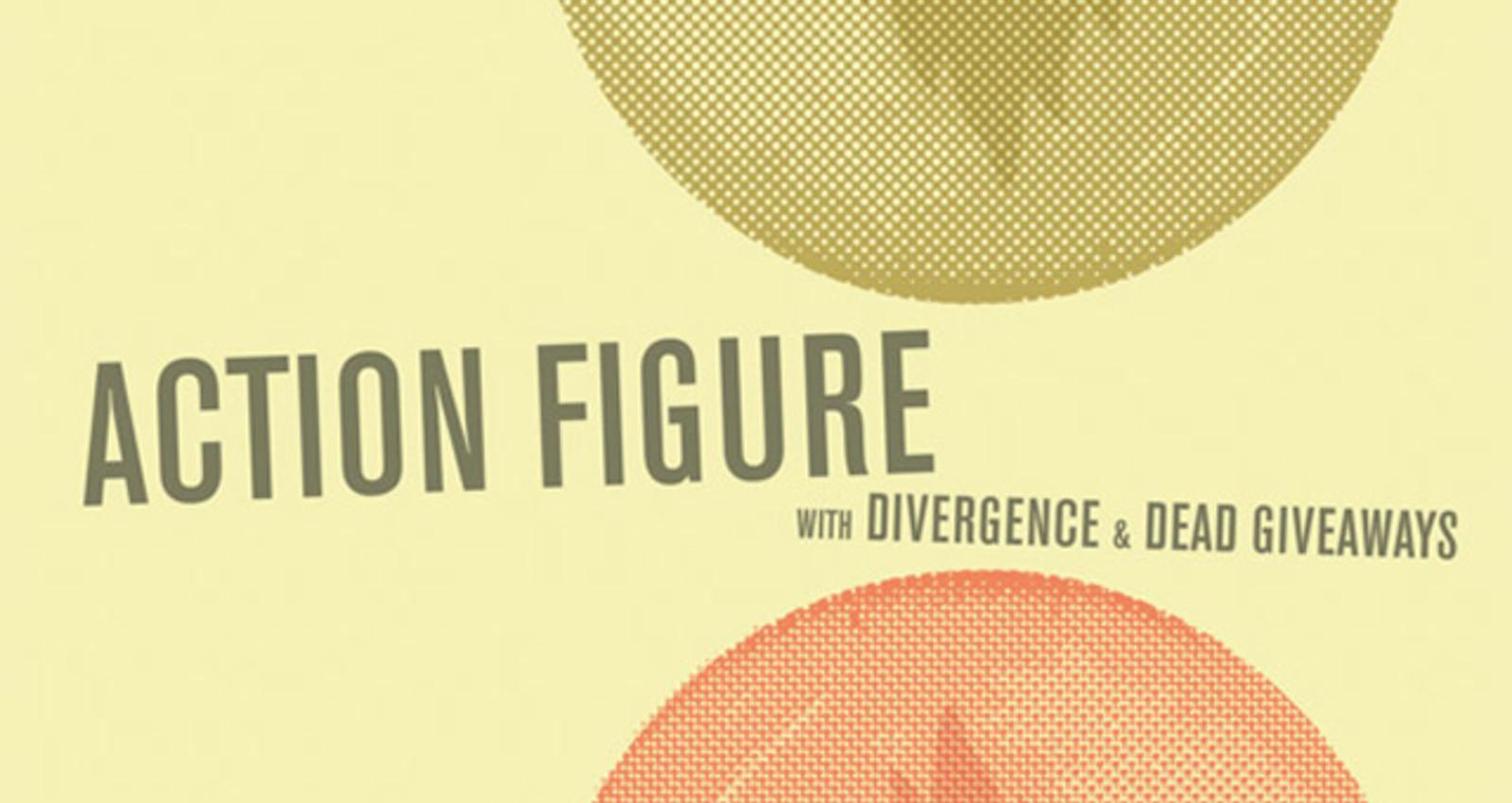 Action Figure - Deer/Bulbs/Face/Birds