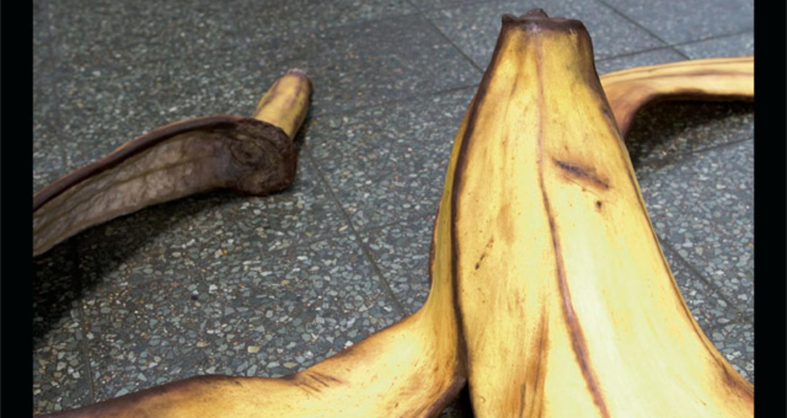 Huge Bananapeel