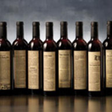 The Cost Vineyard Wine Bottles