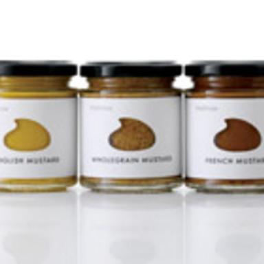 Waitrose Mustards