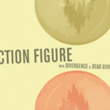 Action Figure - Deer/Bulbs/Face/Birds