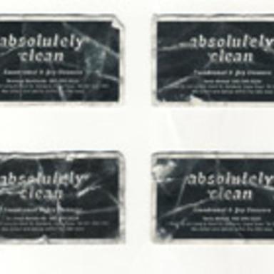 Laundrette Business Card
