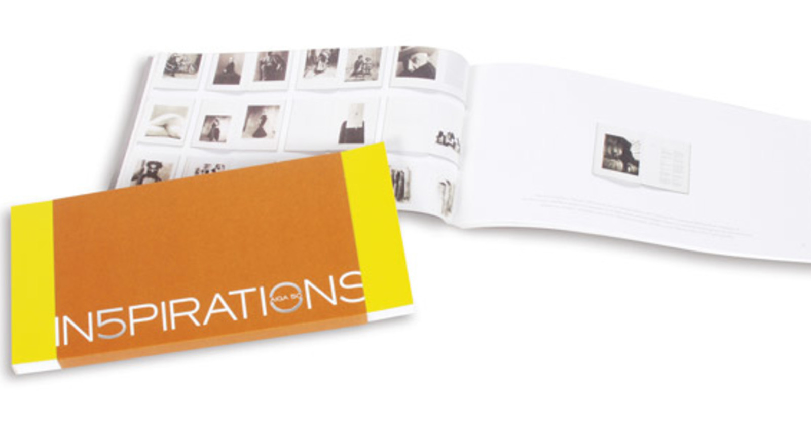 INSPIRATIONS: AIGA 50