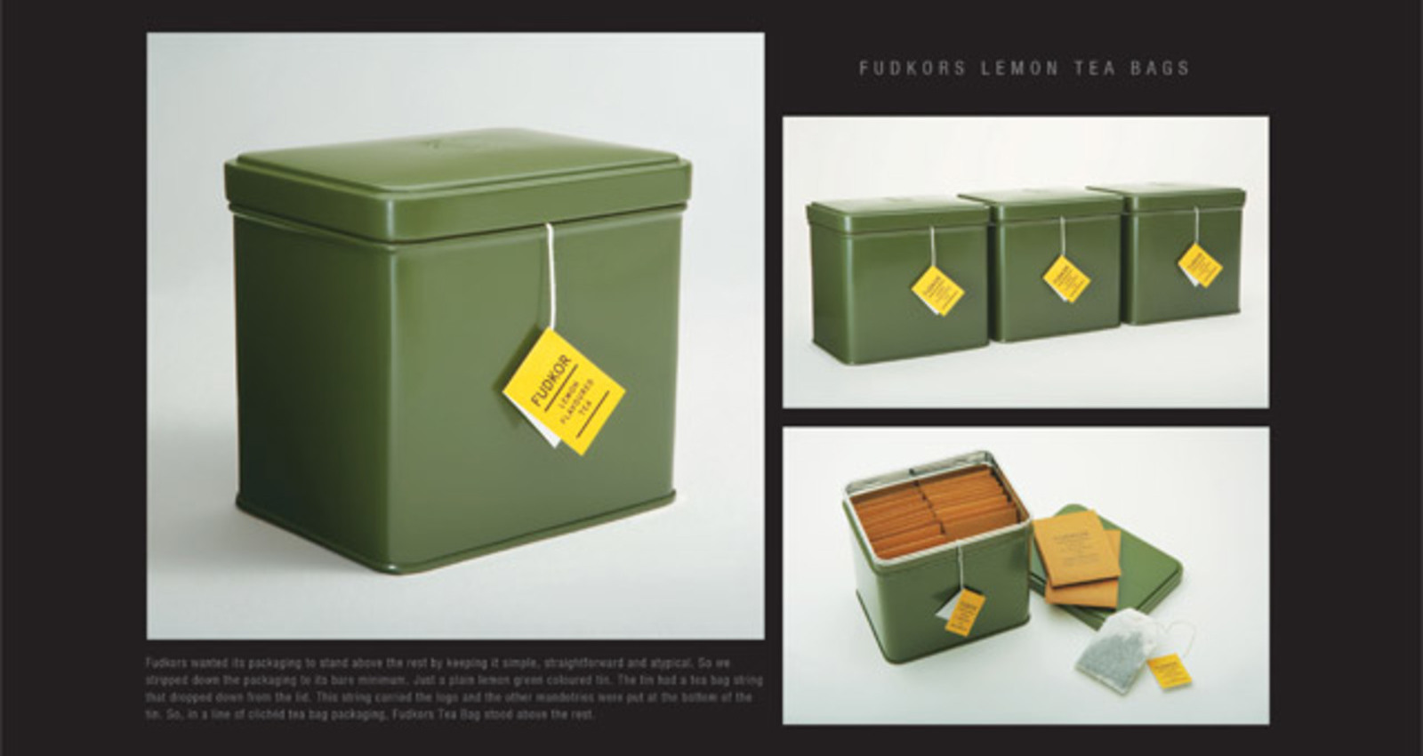 Lemon Tea Bags