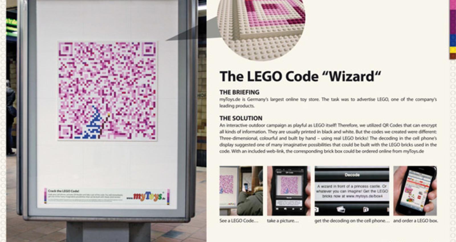 The LEGO Codes