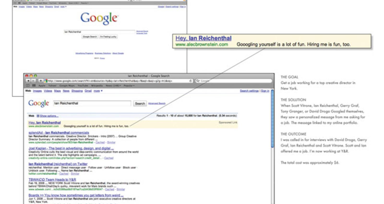 The Google Job Experiment