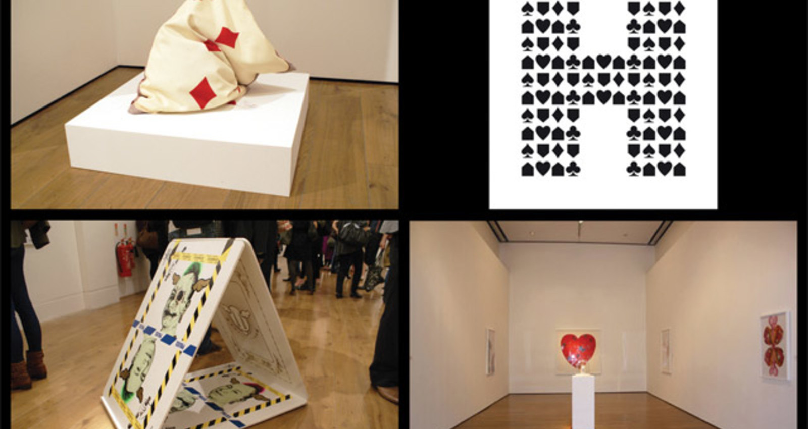 House of Cards Exhibition