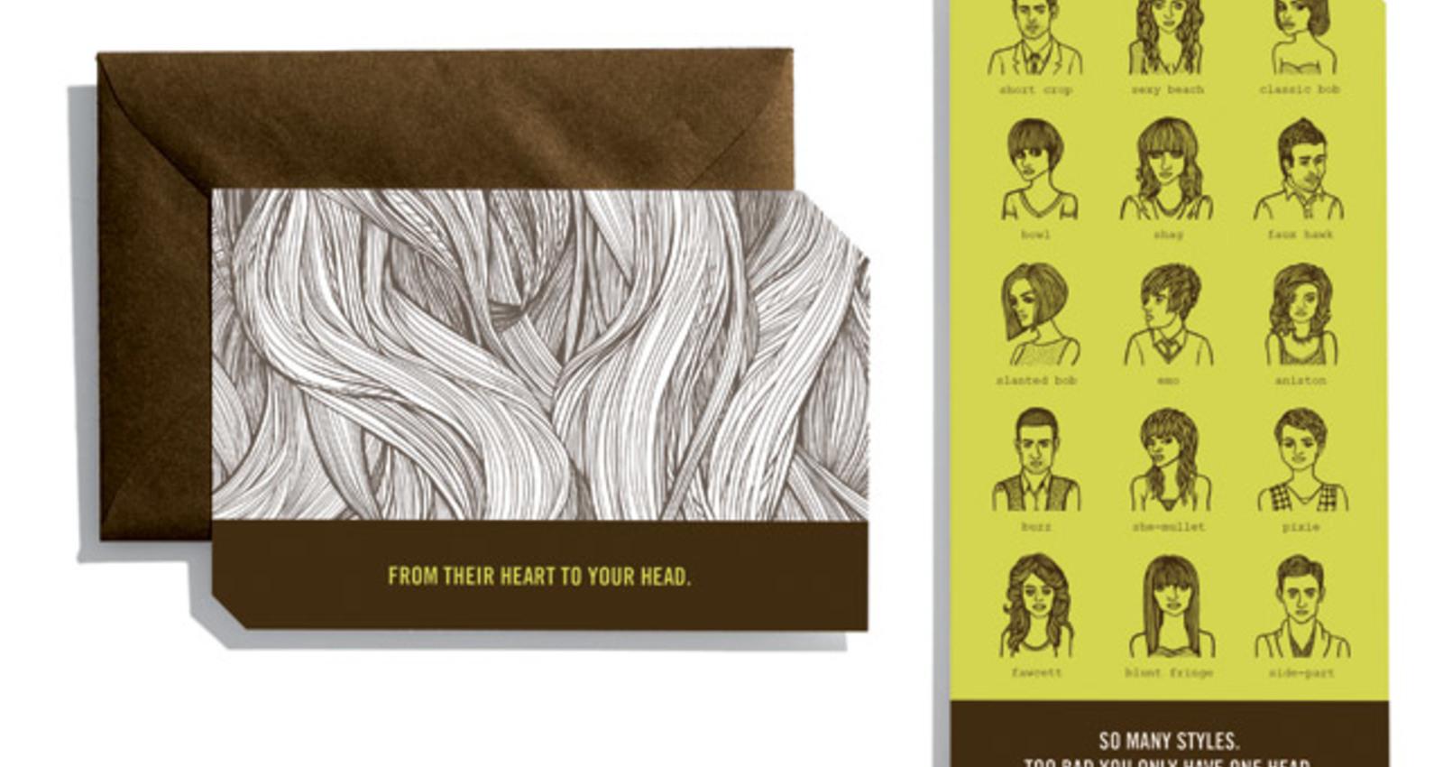 Crop Hair Boutique Identity