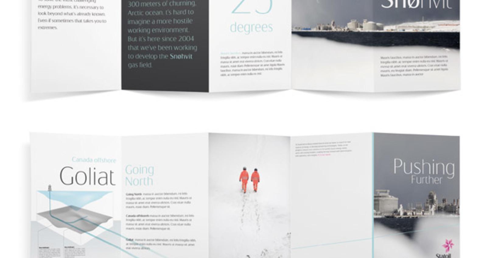Statoil new corporate identity