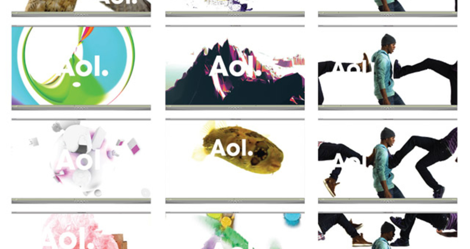 AOL Rebrand