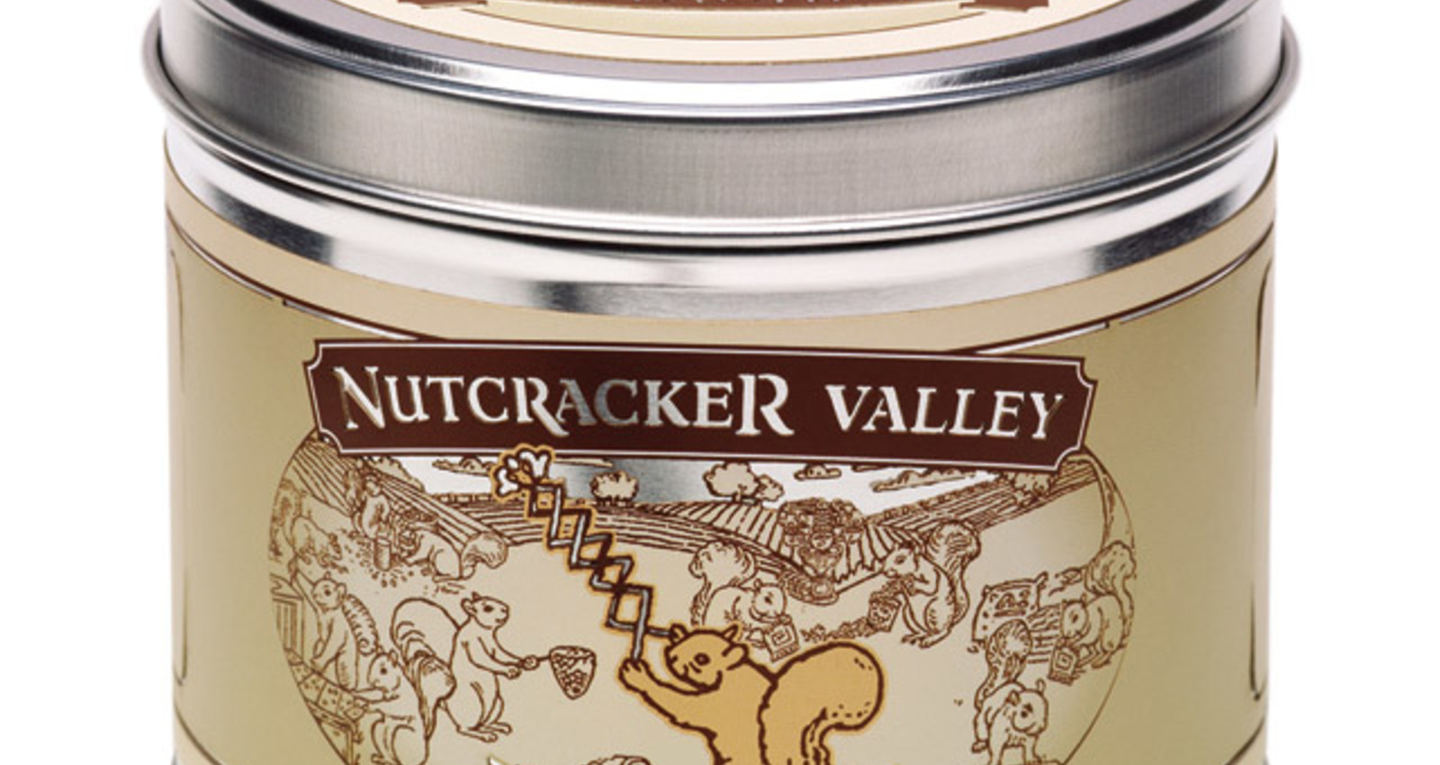 Nutcracker Valley packaging