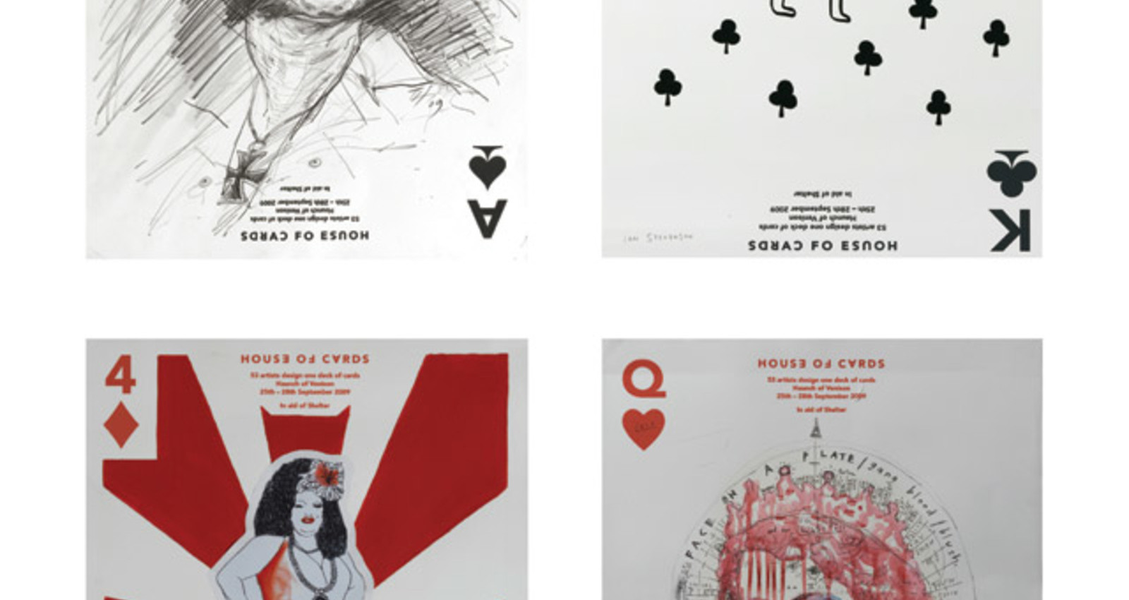 House of Cards - Live Posters
