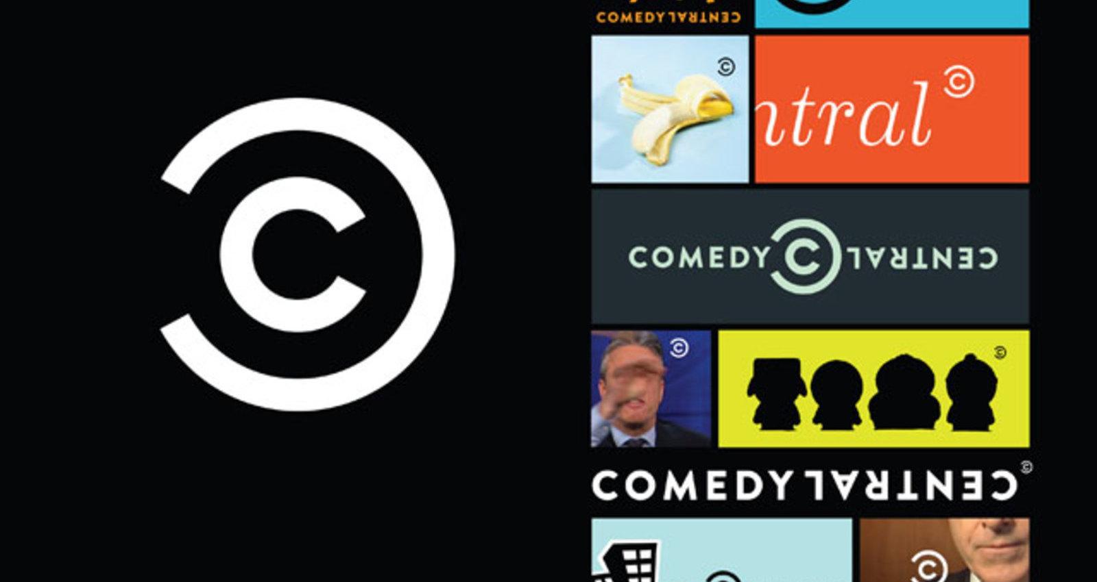 Comedymark Logo