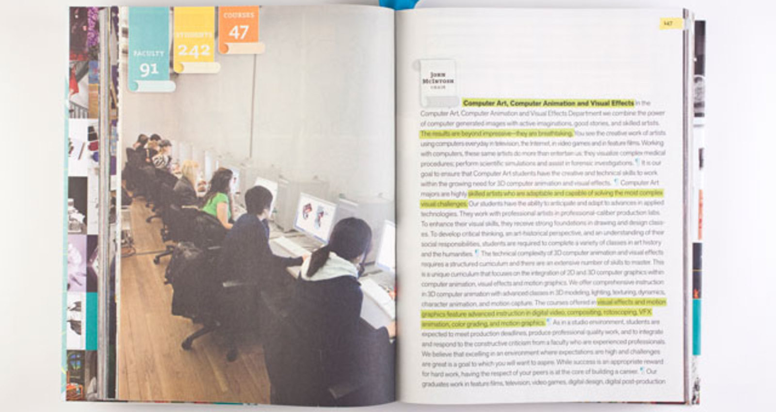 SVA Undergraduate Catalog 2011/12