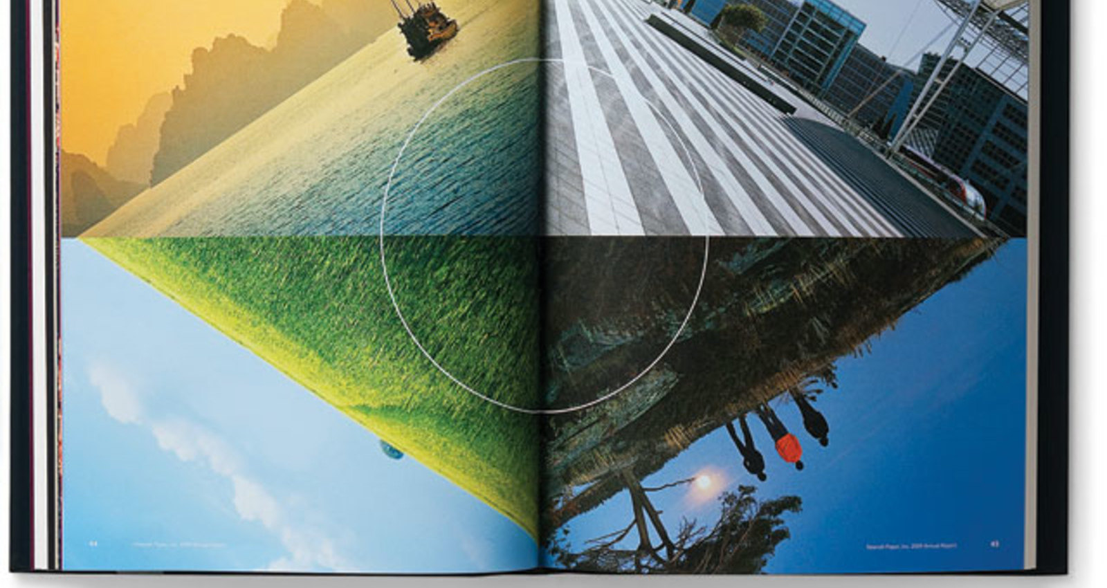 Neenah Paper 2009 Annual Report
