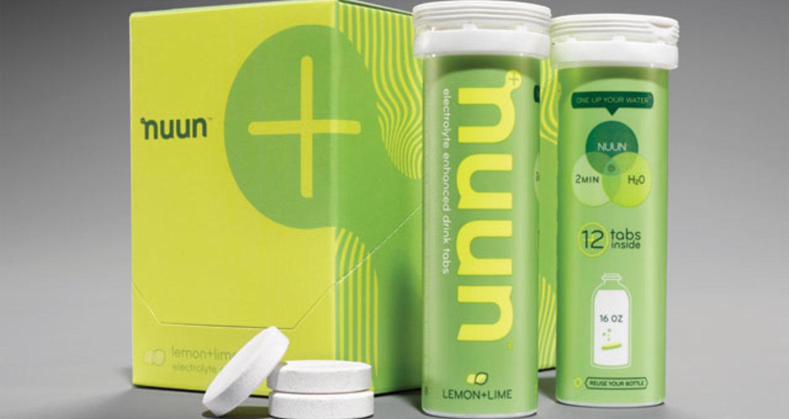 NUUN Lemon + Lime