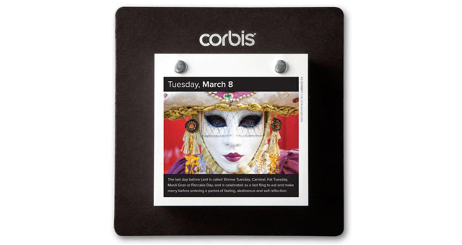 Corbis 24/7 365 Calendar