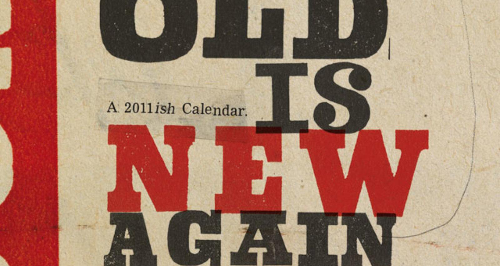 2011ish Calendar