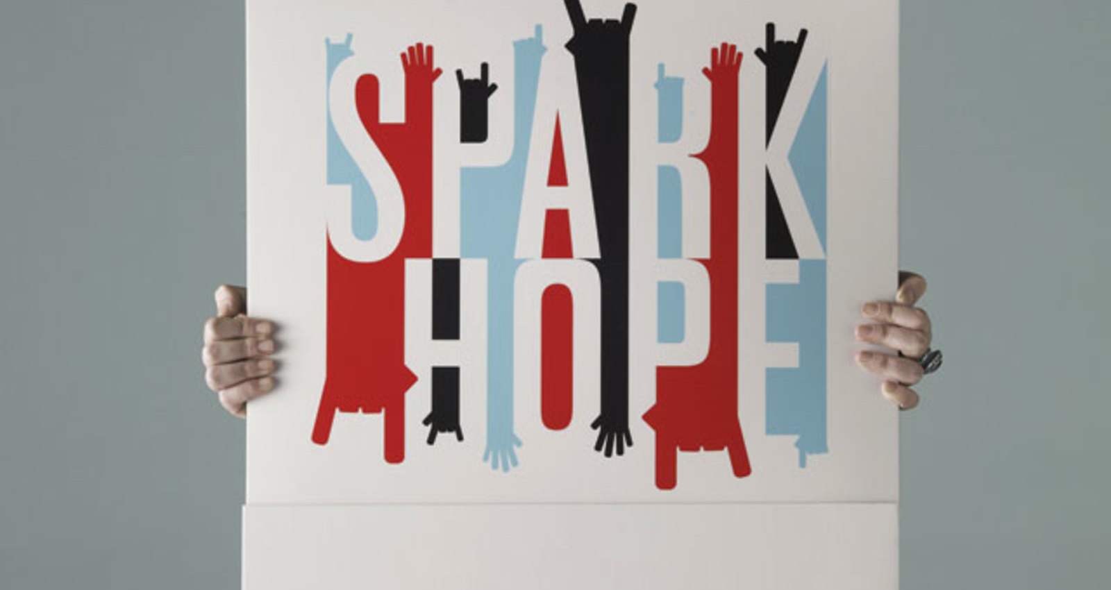 Spark Hope Matchbook