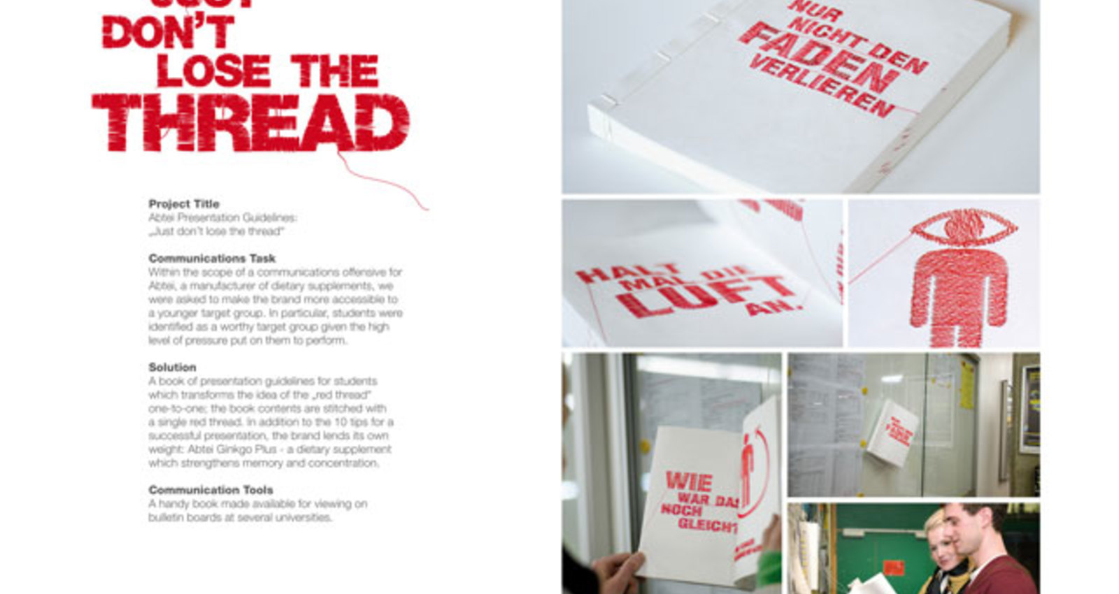 The Red-Thread-Book