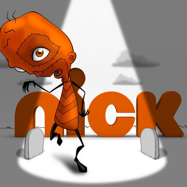Nickelodeon Halloween IDs