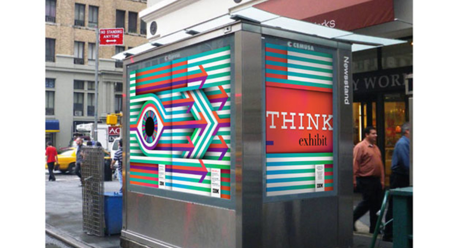 THINK Exhibit Posters