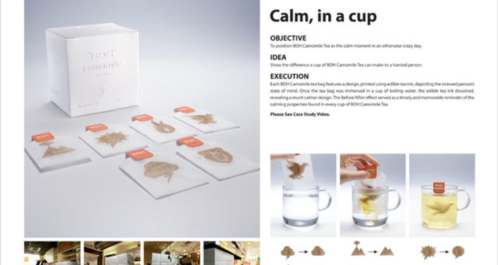 Calm Tea Bags