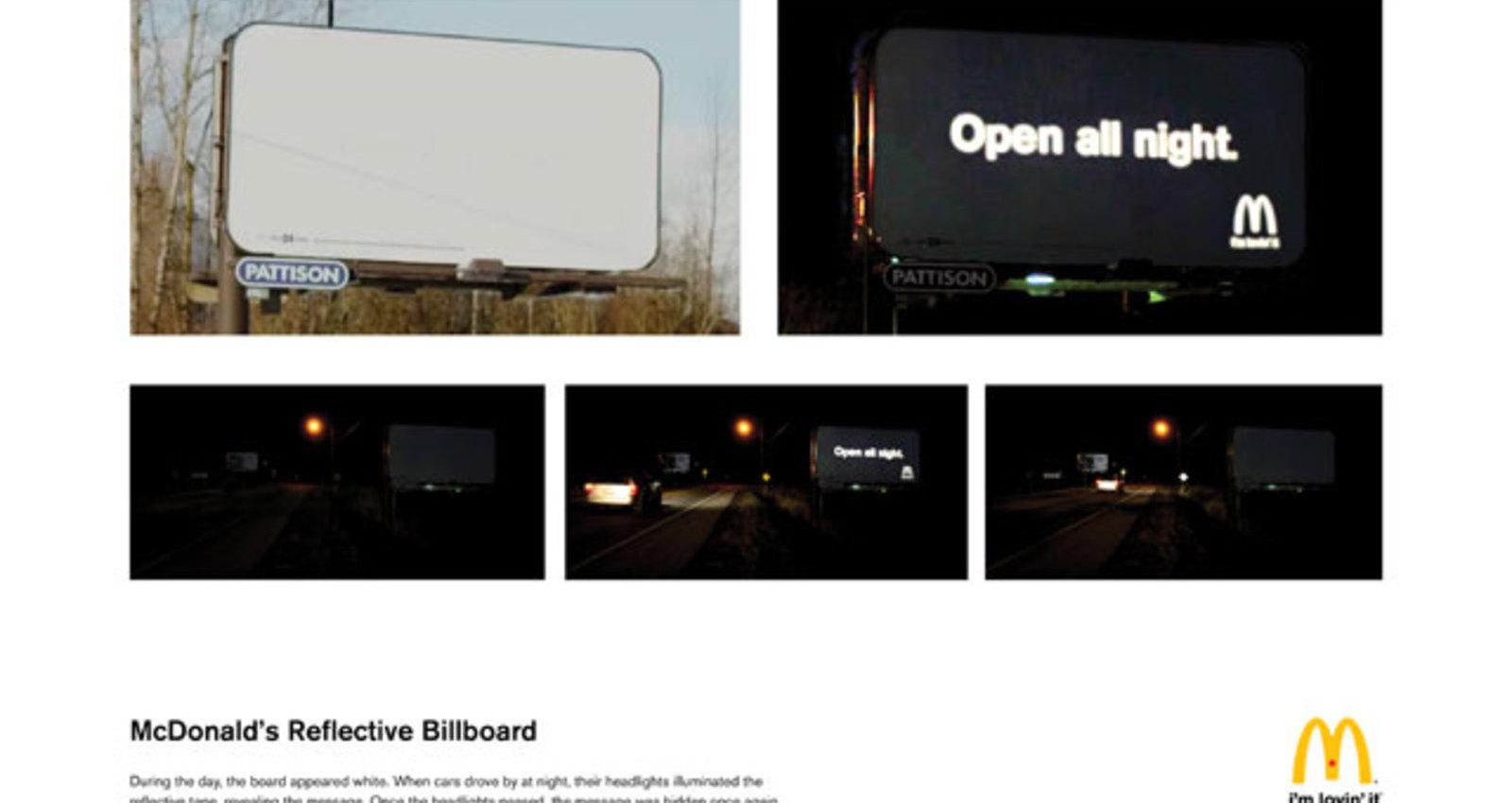 Reflective Billboard
