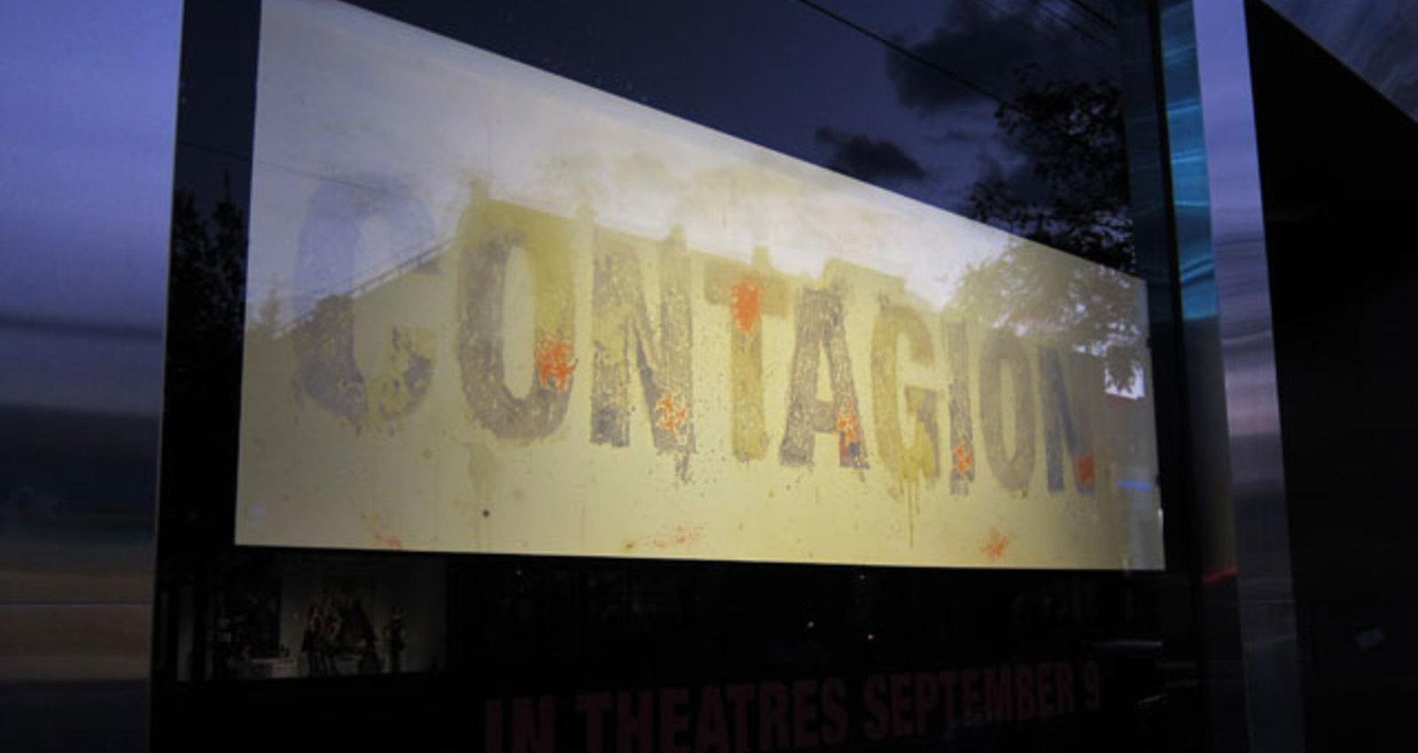 Bacteria Billboards