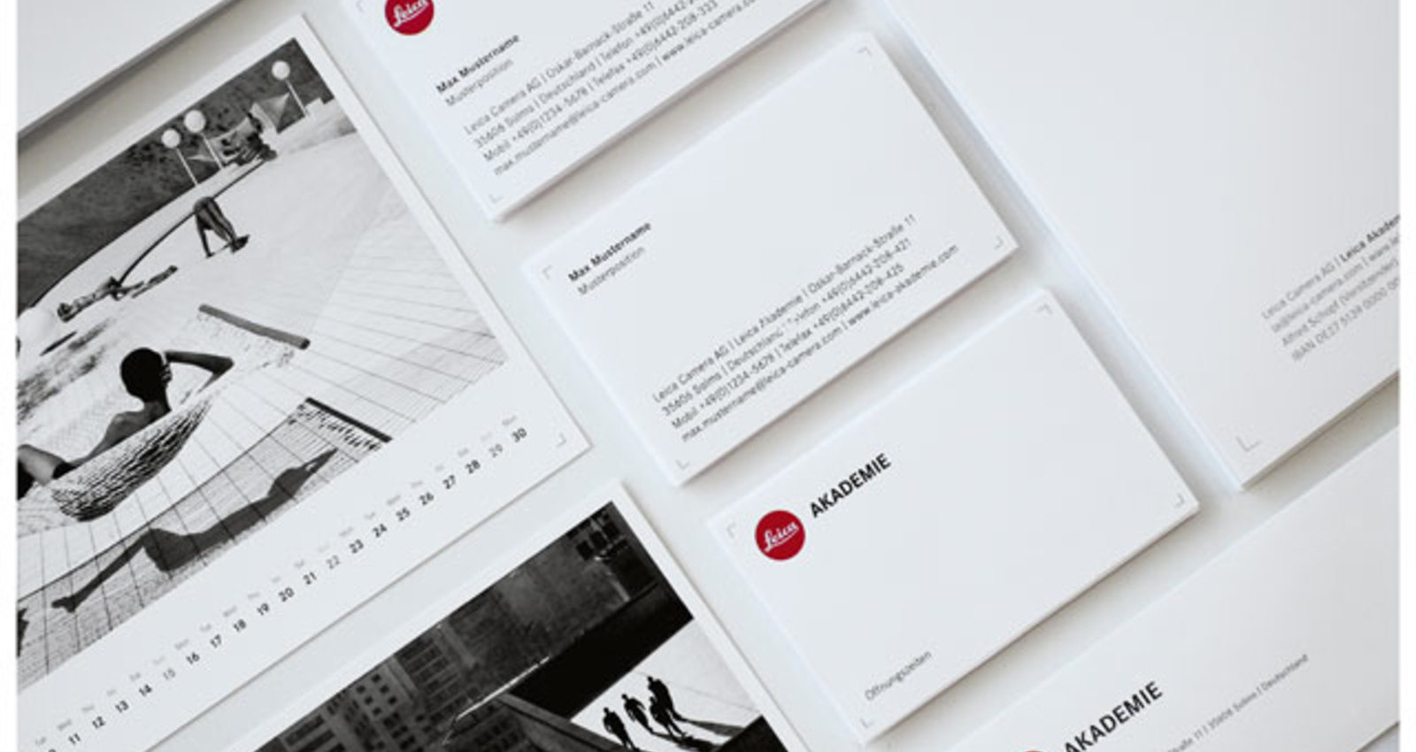 Leica Corporate Design