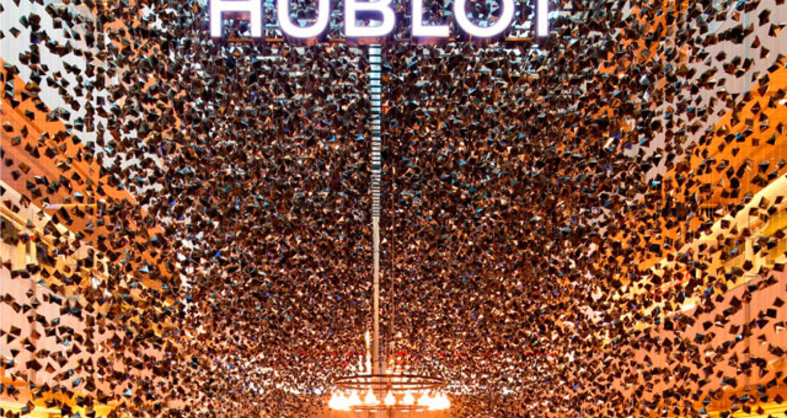 Hublot Pop-Up Store