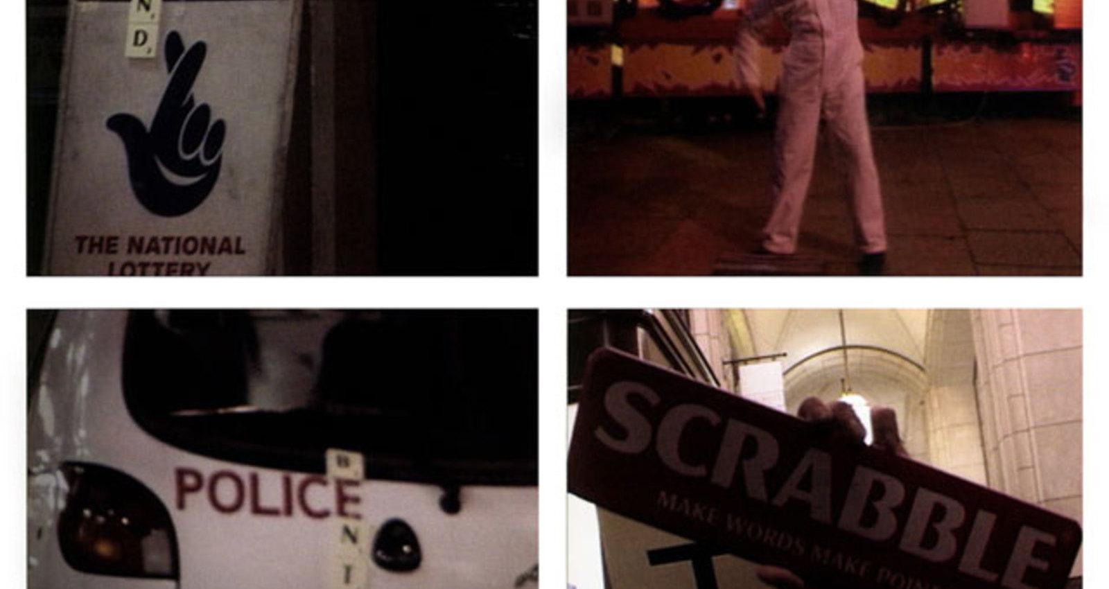 The Scrabbler