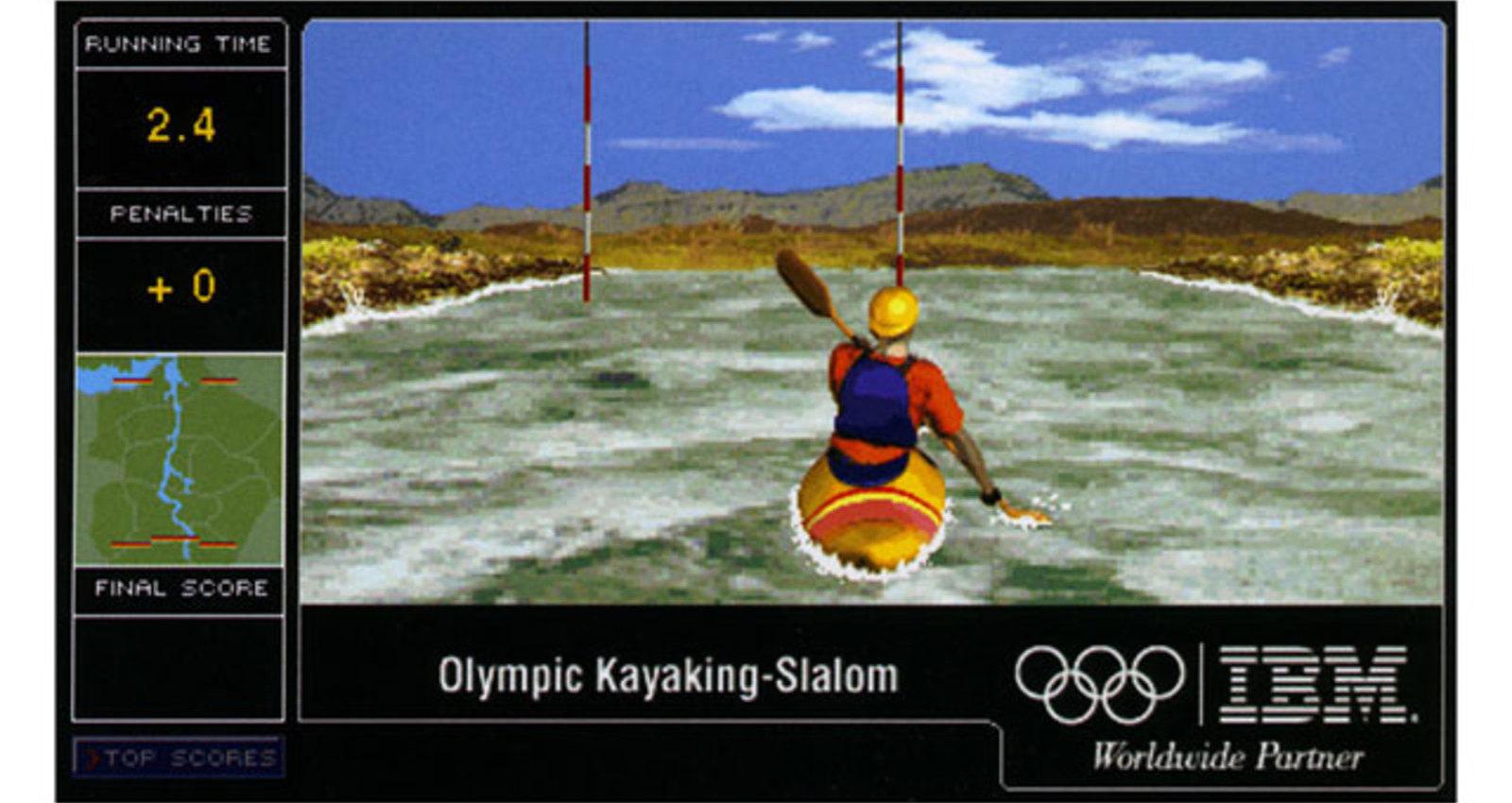 IBM Olympics