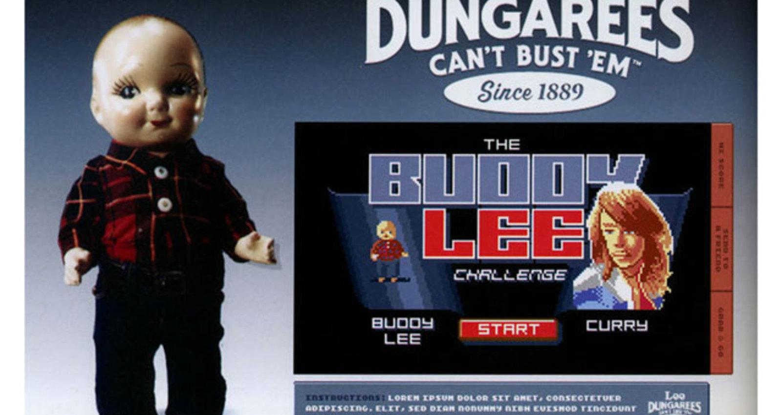 The Buddy Lee Challenge