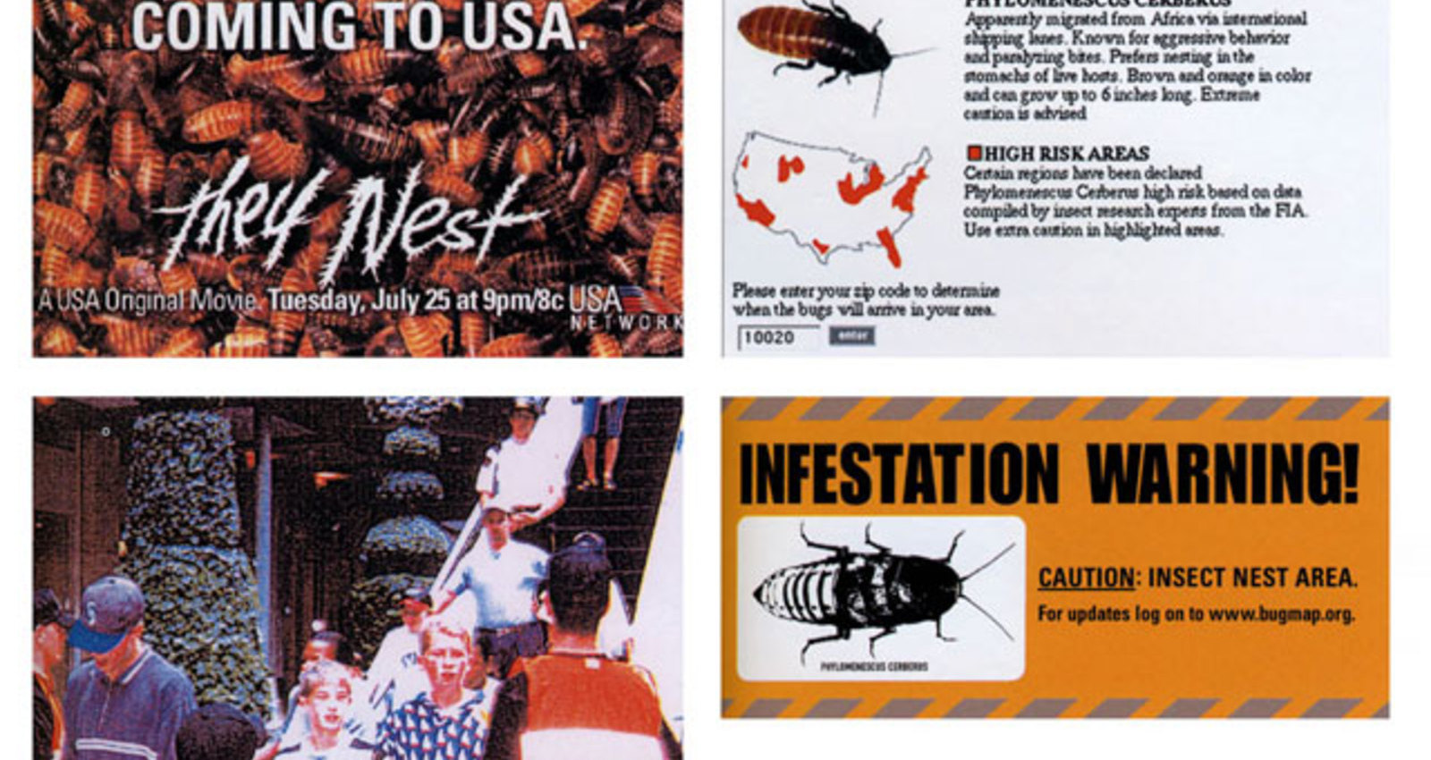 Infestation Campaign
